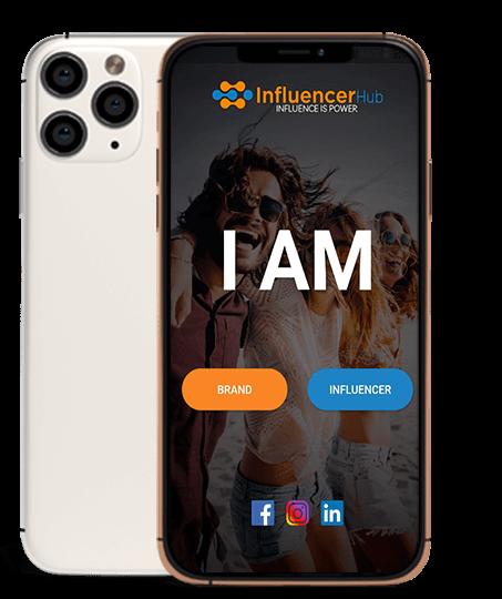 Influencer Hub App